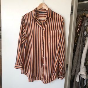 Zara Colored Shirt